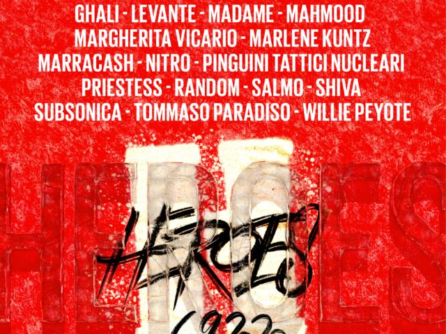 Heroes, mega concerto in streaming: Domenica 6 Settembre dall'Arena di Verona con 34 artisti ..