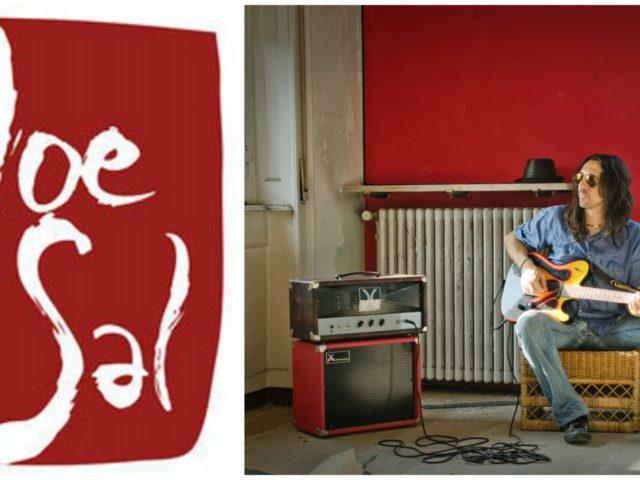 Joe Sal / Giorgio Salati ed il nuovo singolo rock Beautiful Light: il videoclip con alcuni dipinti di Tom Porta