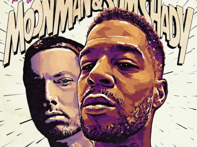 The Adventures of Moon Man & Slim Shady, il nuovo singolo di Kid Cudi ed Eminem