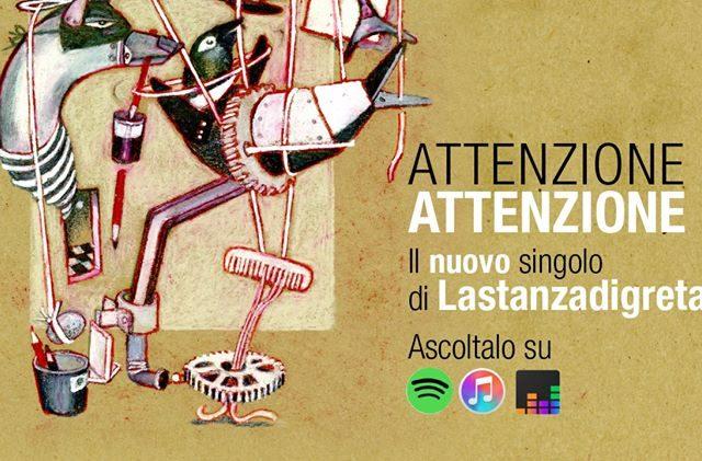 Attenzione Attenzione de LaStanzadiGreta: il nuovo singolo presentato in concerto Giovedì 9 Luglio ..