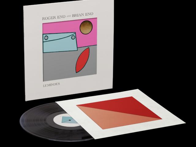 Roger & Brian Eno, il nuovo EP Luminous