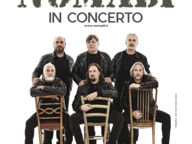 I Nomadi in concerto, tappa anche il 19 agosto a Pescocostanzo