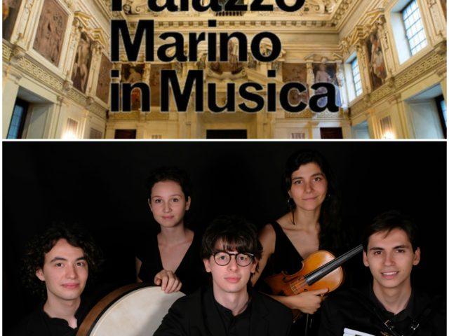 Domenica 5 Luglio in diretta streaming Palazzo Marino in Musica