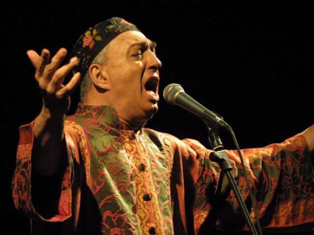 Peppe Barra apre i Concerti nel Parco alla Casa del Jazz di Roma con Tiempo