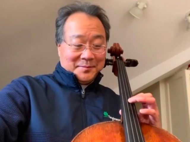 Yo-Yo Ma, da Ang Lee a Ennio Morricone