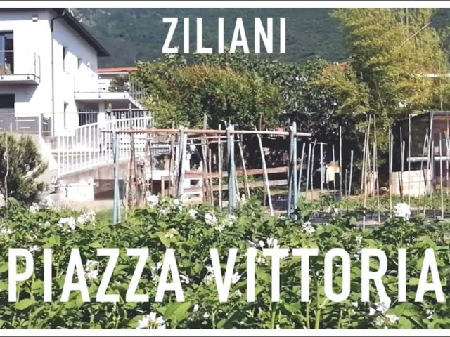 Il gustoso Piazza Vittoria (lyric video) di Marco Ziliani