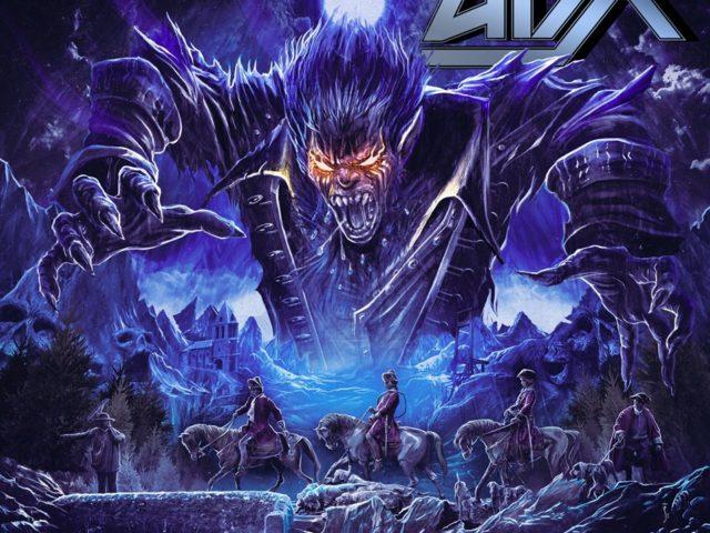 ADX – Bestial (Ultim' Records)
