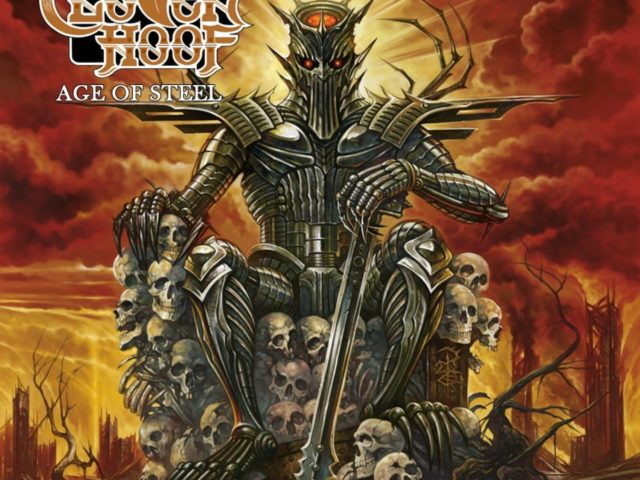 Cloven Hoof – Age of Steel (Pure Steel Records)