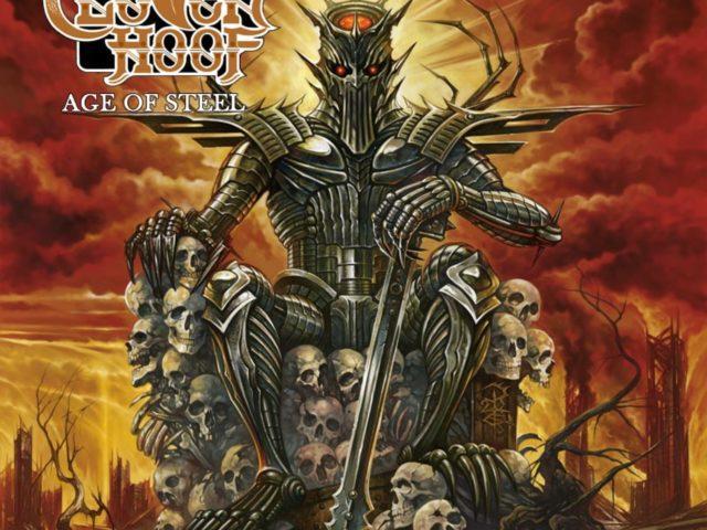 Cloven Hoof – Age of Steel (Pure Steel Records)