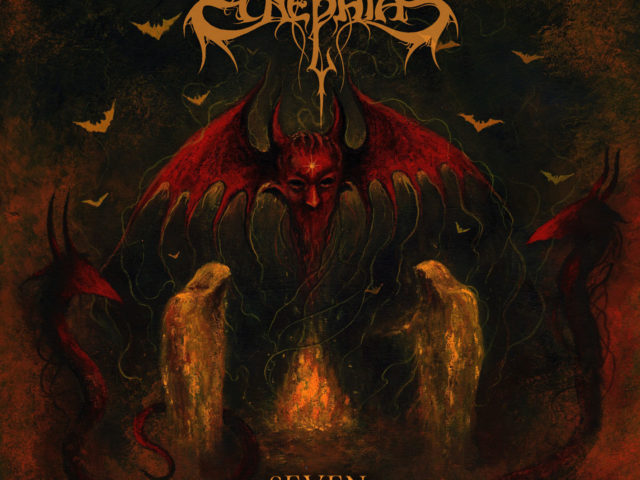 Ecnephias – Seven – The Pact of Debauchery (My Kingdom Music)