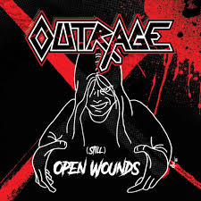 Outrage – Open Wounds (KMR)