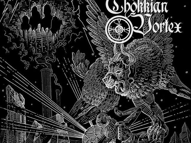 Thokkian Vortex – Thy Throne is Mine (Non Serviam Records)