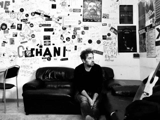 Un nuovo album dal vivo per Fabrizio Consoli