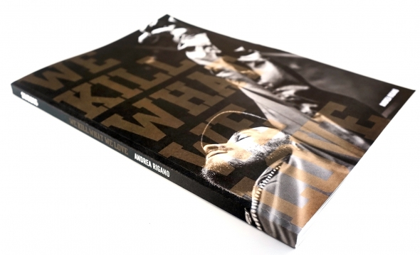 La storia dell'hip hop nel libro di Andrea Rigano