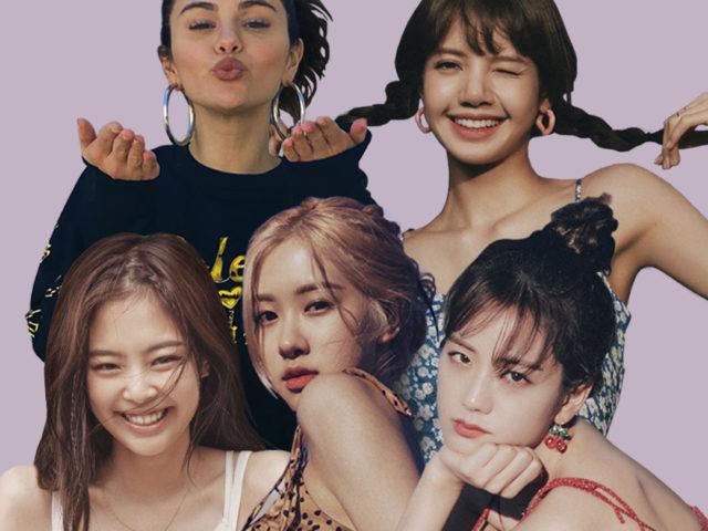 Blackpink, tornano le regine del K Pop con un pezzo con Selena Gomez