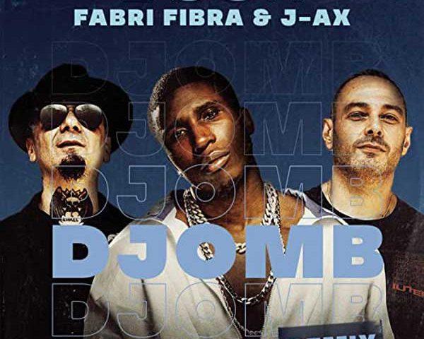 Fabri Fibra e J-Ax in Djomb Remix di Bosh, il rapper francese del momento