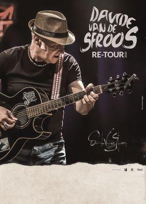 Davide Van De Sfroos in versione street dal 16 Agosto