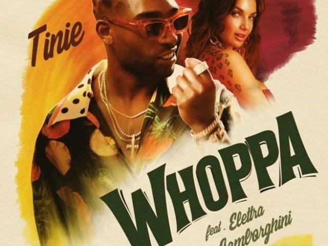Tinie chiama Elettra Lamborghini per Whoppa