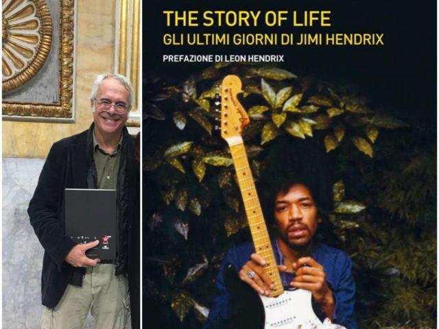 La dimensione personale di un musicista immenso: intervista ad Enzo Gentile per il suo libro dedicato a Jimi Hendrix …