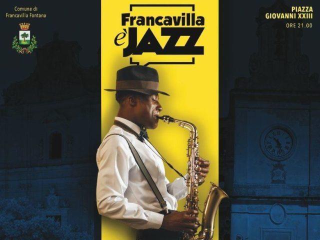 Dal 3 al 5 Settembre la VII edizione di Francavilla è Jazz