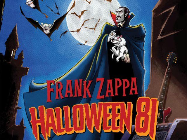 Frank Zappa, il 2 ottobre il box con i concerti di Halloween