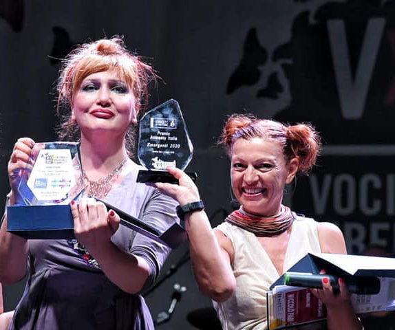 H.e.r. vince il premio emergenti Voci per la Libertà – Una Canzone per Amnesty XXIII edizione