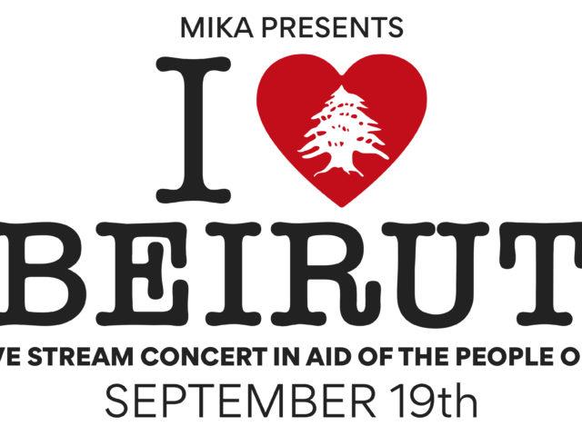 Mika, il 19 Settembre concerto per il Libano