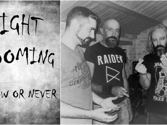 Night Blooming: concluse le registrazioni al Acme Recording Studio di Davide Rosati