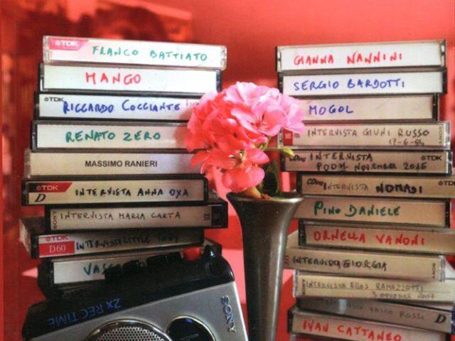 Ognuno ha tanta storia… i big della musica nel libro di Fernando Fratarcangeli