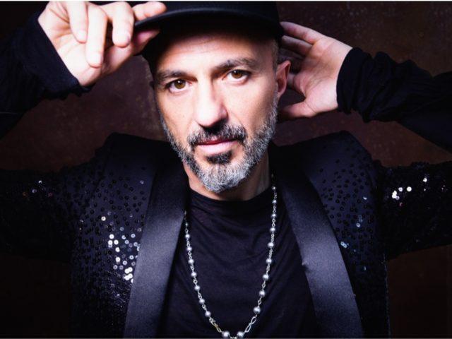 Samuel dei Subsonica in concerto ad Ostia Antica 2020