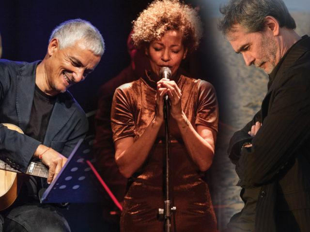 Bungaro, Buonocore e De Souza: tutto in una notte il 26 agosto all'Auditorium di Roma
