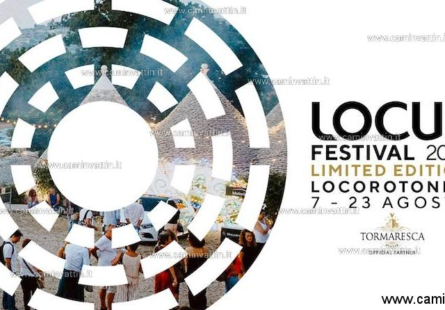 Locus Festival 2020 limited edition, sold out per Niccolò Fabi e Vinicio Capossela