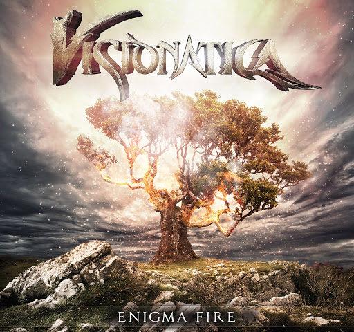 Visionatica – Enigma Fire (Frontiers Records)