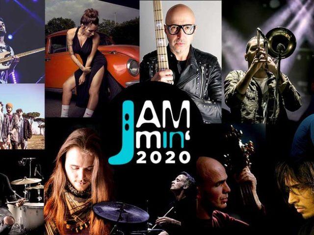 Jammin' 2020 dal 2 al 23 settembre a Roma in diverse location: Casa del Jazz, Gianicolo e Monk