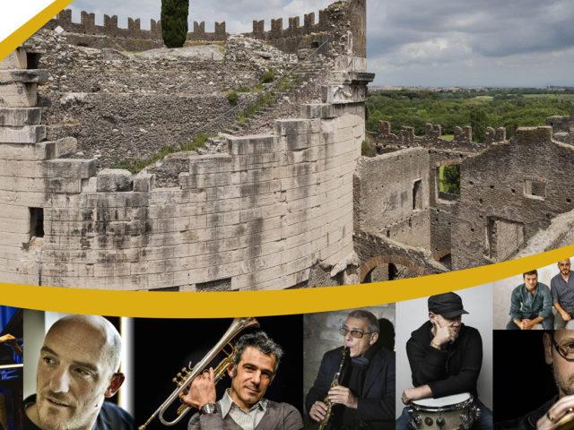 Dal tramonto all'Appia: Around Jazz a Roma dall'11 settembre al 3 ottobre con Fresu, Bosso e Gatto