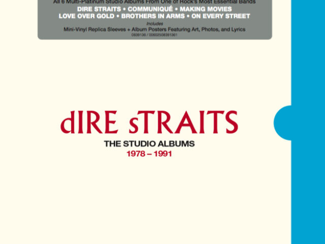 Dire Straits in arrivo The Studio Albums