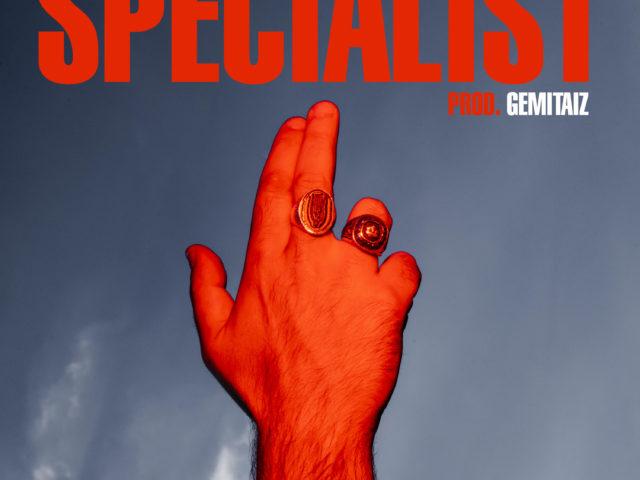 Ensi con il nuovo brano Specialist prodotto da Gemitaiz