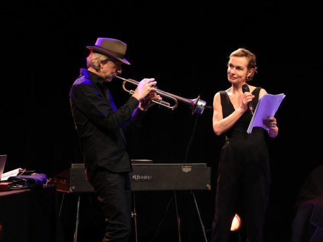 Maurizio Giammarco inaugura alla Casa del Jazz Una striscia di terra feconda