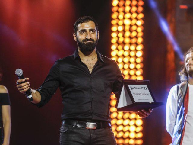 Fabio Curto è il vincitore di Musicultura 2020 , evento in onda domani su Rai2