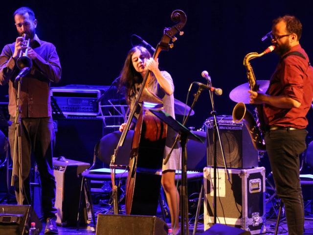 Federica Michisanti Horn Trio presenta Jeux de Couleurs alla Casa del Jazz