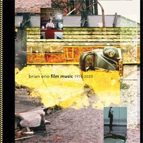 Brian Eno, un'antologia raccoglie le musiche per film