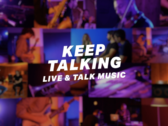 Keep Talking dal 30 Settembre sul canale YouTube di Promu – All For Music