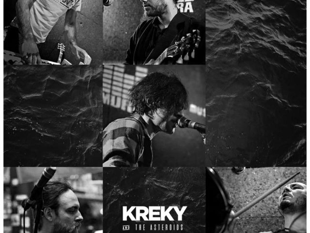 Kreky & The Asteroids pubblicano No Apologies
