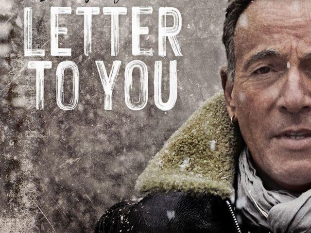 Letter To You, il 23 ottobre il nuovo album di Bruce Springsteen