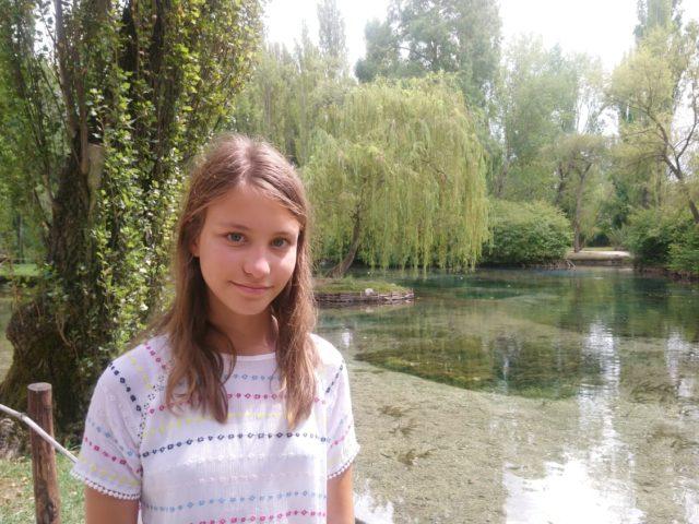Ludovica Buzzi virale con Parola al Coronavirus
