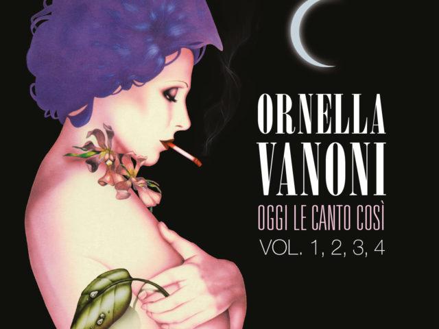 Ornella Vanoni, nuove ristampe per il Record Store Day