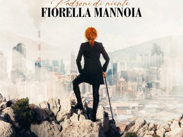 Fiorella Mannoia, il nuovo album è Padroni di Niente