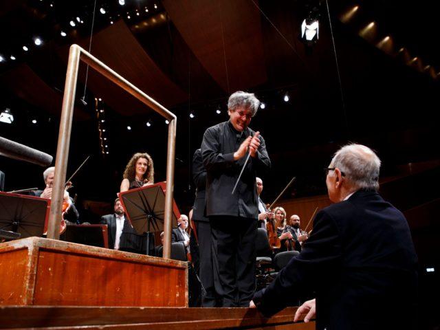 Pappano dirige le musiche per il cinema di Morricone il 17 settembre a Santa Cecilia