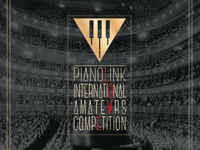 I vincitori del PianoLink International Amateurs Competition