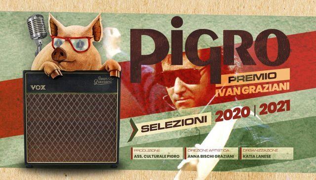 Entro il 6 Ottobre ci si può iscrivere al Premio Pigro